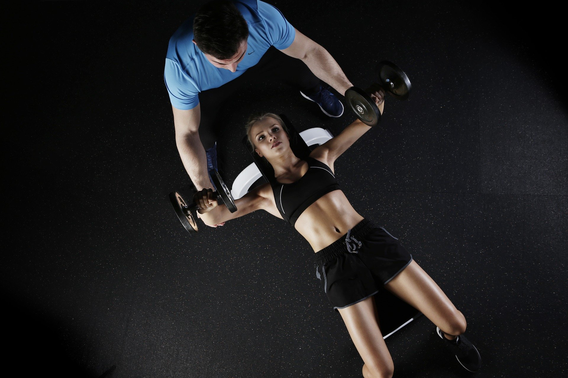 entrenamiento personal deportistas élite